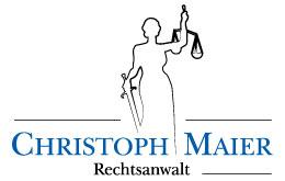 Rechtsanwalt Memmingen Christoph Maier Logo für Mobilgeräte