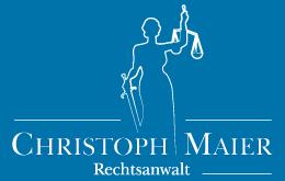 Rechtsanwalt Memmingen Christoph Maier Logo