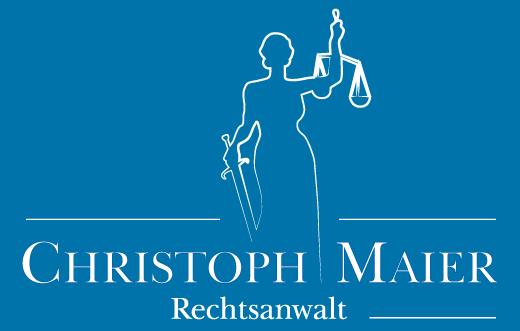 Rechtsanwalt Memmingen Christoph Maier Retina Logo